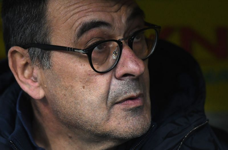 Is the Juventus board going to back Maurizio Sarri in the transfer window?