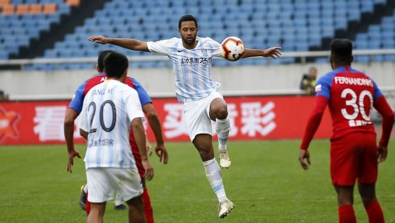 Guangzhou R&F will pin their hopes on the brilliant Moussa Dembele