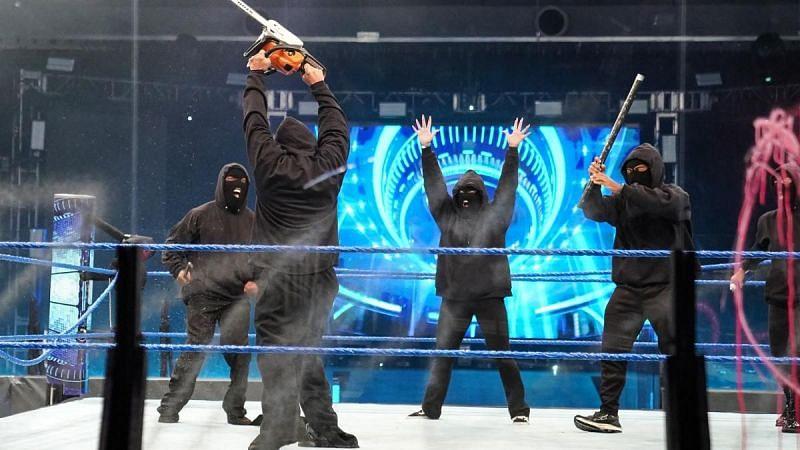 WWE SmackDown का इस हफ्ते का एपिसोड का अंत काफी जबरदस्त तरीके से हुआ