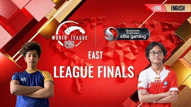 The PMWL East 2020 Finals (Image Credits: Tencent)
