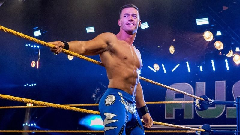 Austin Theory made his return to WWE television this week on WWE NXT