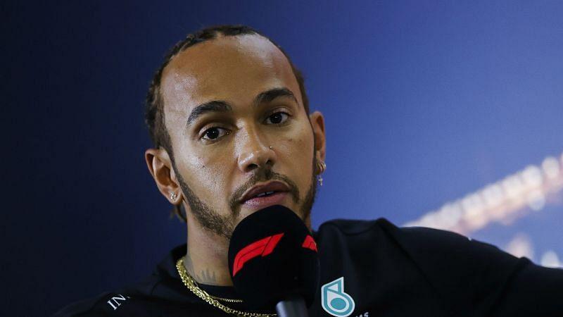 Lewis Hamilton - cropped
