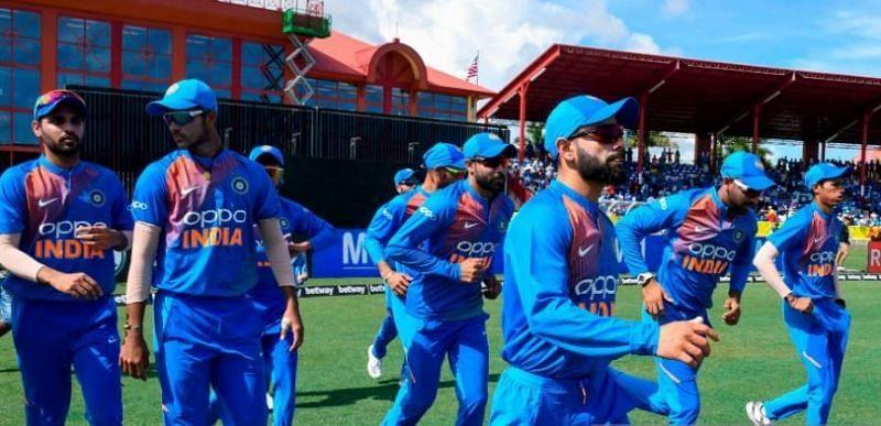 भारत ने वेस्टइंडीज को 2019 में दो बार सीरीज में हराया