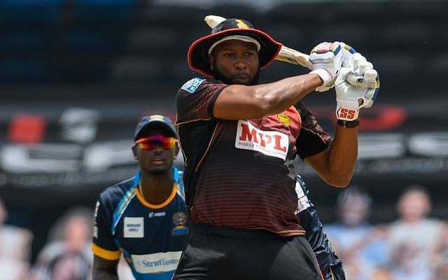Pollard single-handedly wrenched the game away from the Tridents in their last CPL tie.