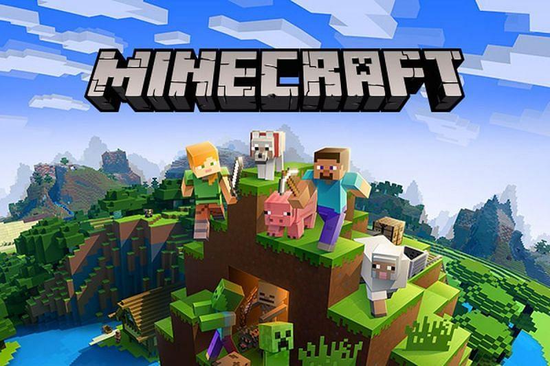 Minecraft (Image credits: The Verge)