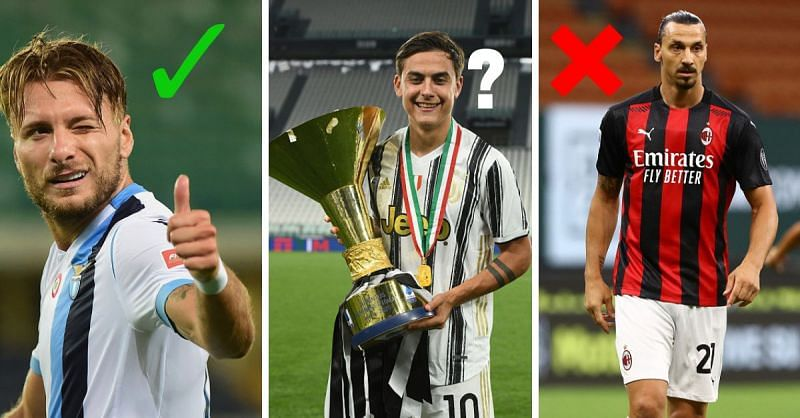There have been some amazing performances in the Serie A this season