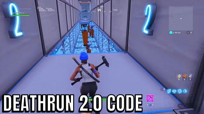 Cizzorz deathrun 2.0 map