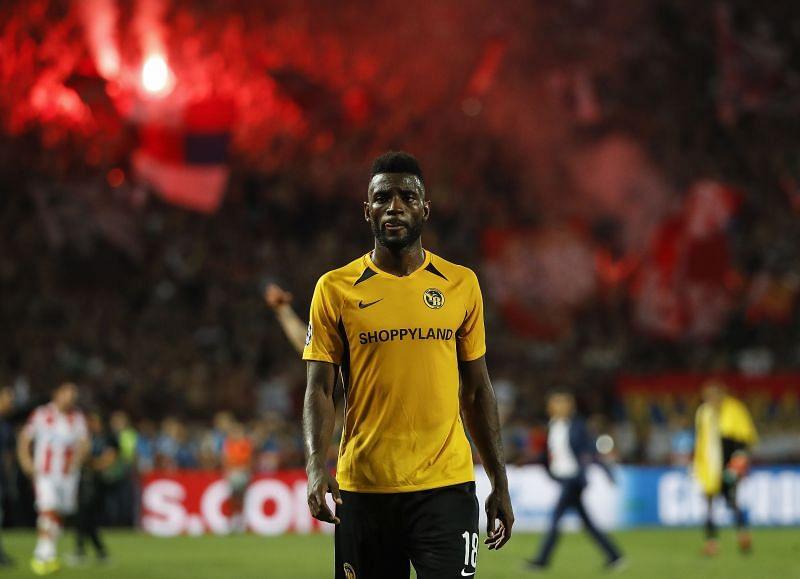 Jean-Pierre Nsame has enjoyed a superb season