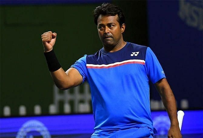 Leander Paes is known to raise his game several notches while playing for the country