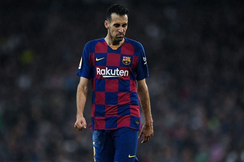Sergio Busquets is one of the best-paid Spanish players in the world.