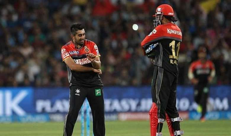 Tabraiz Shamsi played four matches for the Royal Challengers Bangalore in IPL 2016