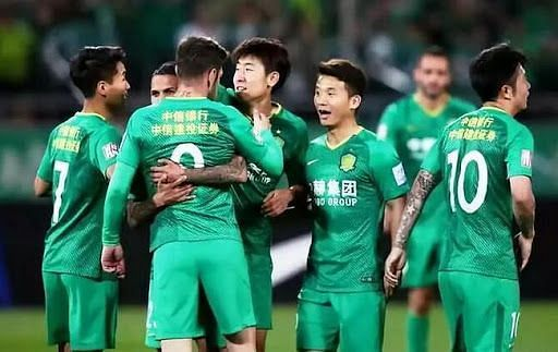 Beijing Guoan will aim to close the gap on Group B leaders Shanghai SIPG when they take on Shijiazhuang