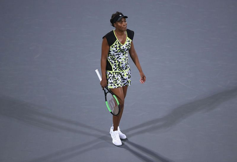 Venus Williams also features in this packed section of the draw