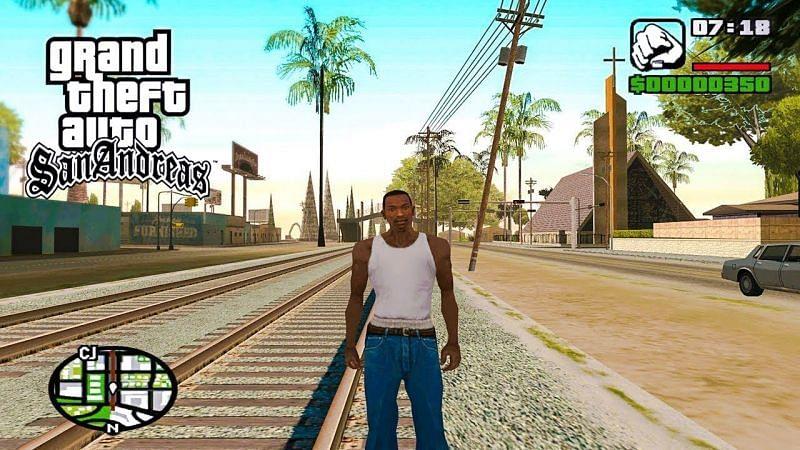 Grand Theft Auto: San Andreas (Image Courtesy: Hazardous, YouTube)