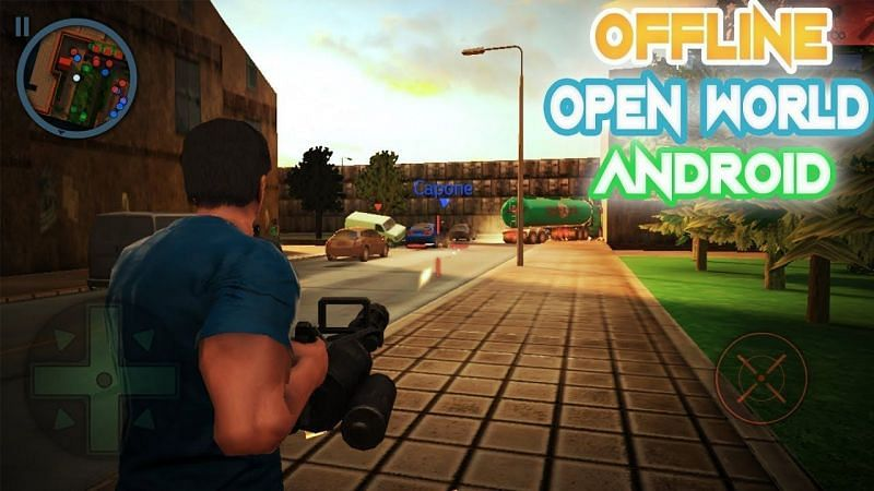 5 best offline games like GTA for Android