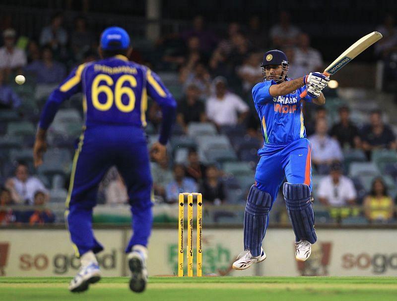 India v Sri Lanka - Tri-Series Game 2