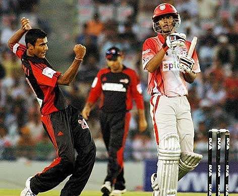 Tanmay Srivastav did not get adequate chances in the IPL.