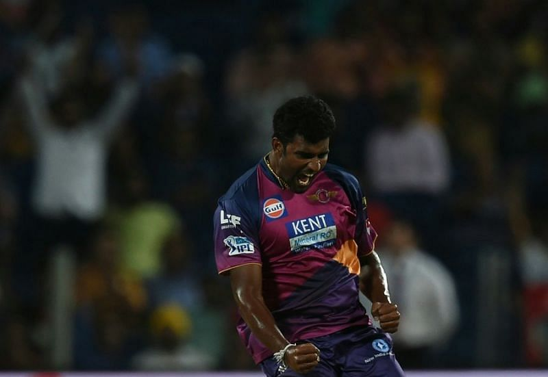 Thisara Perera last played in the IPL back in 2016.