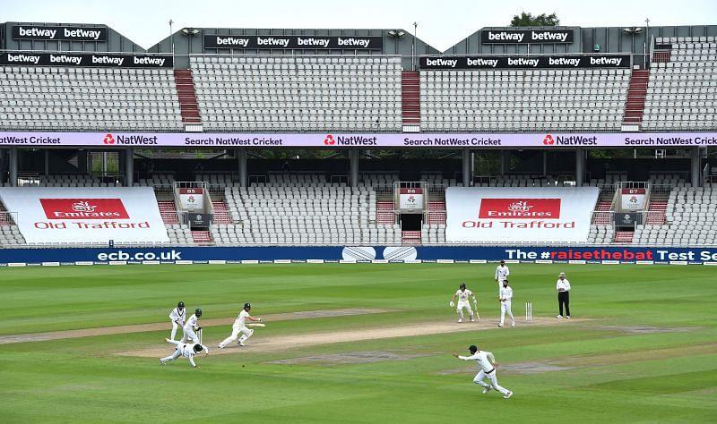 England v Pakistan: Day 4 - First Test #RaiseTheBat Series