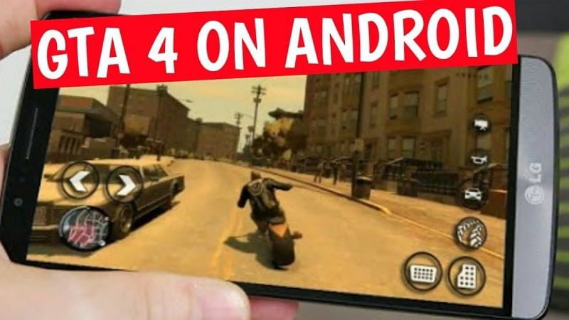 GTA 4 free download for Android (Image Credits: Android Gamer / YouTube)