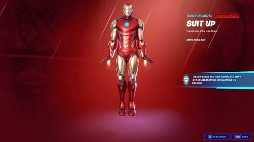 Fortnite Season 4 Challenge: How to unlock Iron Man through Awakening  Challenges