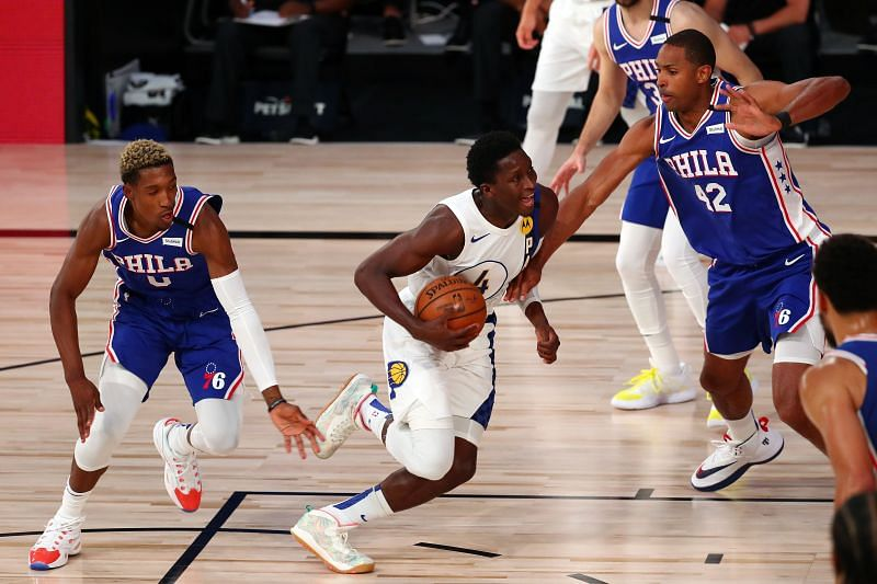 Philadelphia 76ers vs Indiana Pacers