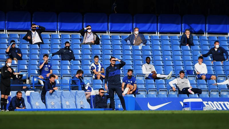 Frank Lampard will need to improve his squad to become more competitive in the coming se