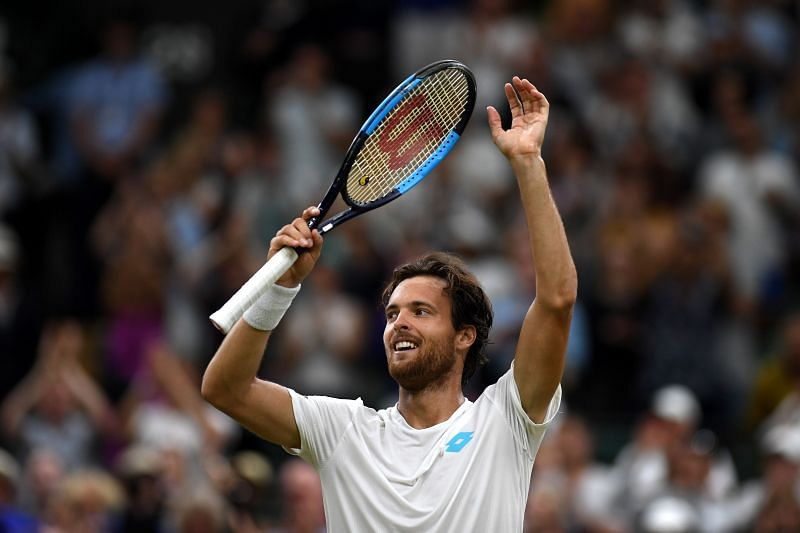 Joao Sousa has experienced a steep decline in form since late 2019