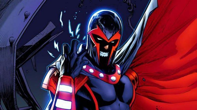 Magneto (Image Credit: Marvel Comics)