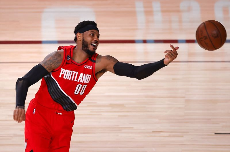 Carmelo Anthony can be the difference-maker for the Portland Trail Blazers