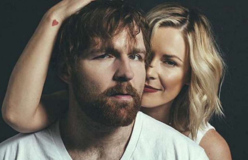 Renee Young on meeting her husband, Jon Moxley, in WWE