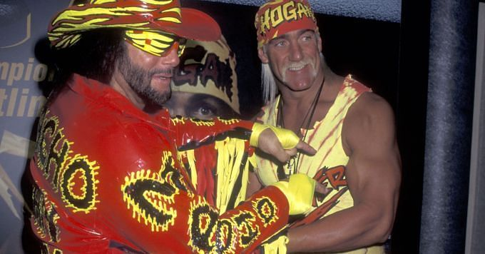 Hulk Hogan has opened up about his relationship with The Macho Man