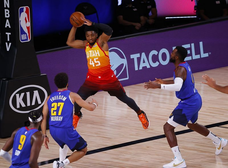 The Denver Nuggets have adapted completely to the Utah Jazz