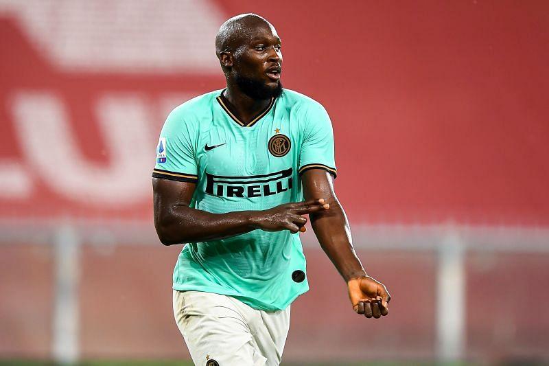 Romelu Lukaku has hit the ground running in Italy