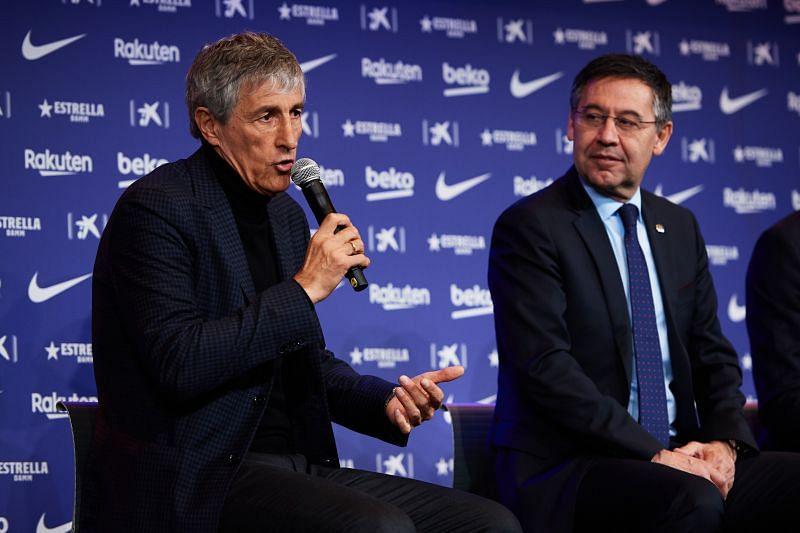 Josep Maria Bartomeu has lashed out at the Barcelona star for his antics