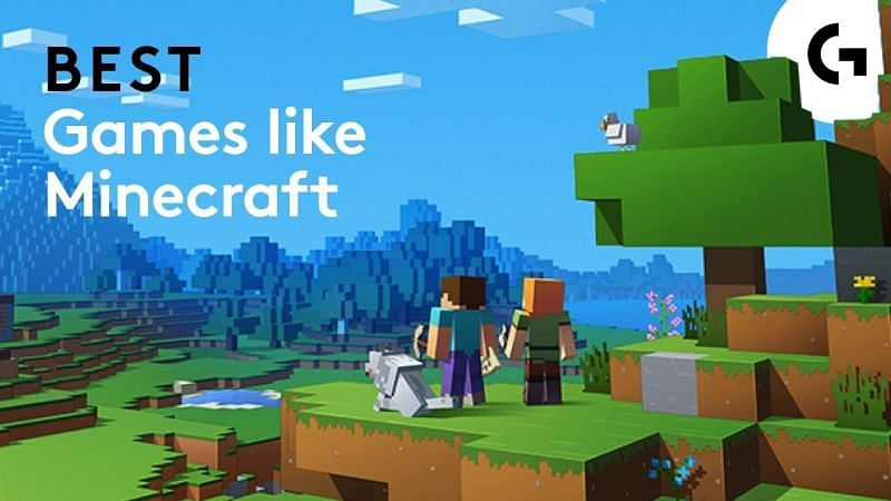 Best games like Minecraft (Image credits: Logitech G)