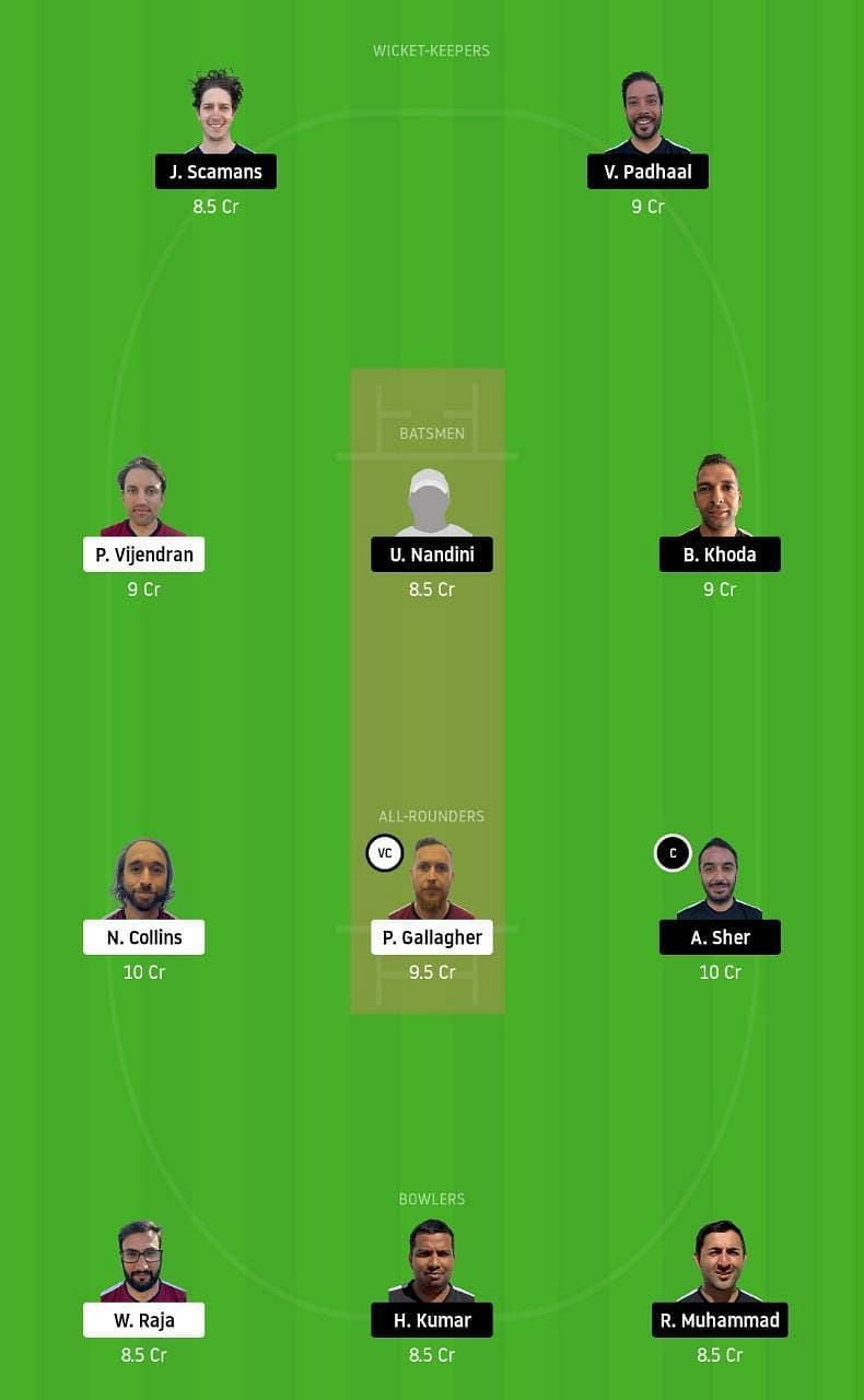 SKK vs EB Dream11 Tips