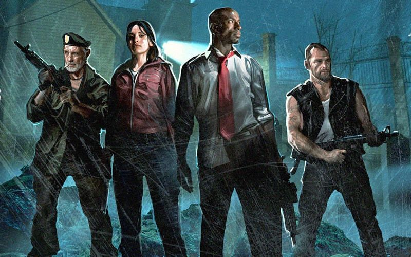 Left 4 Dead (Image credits: engadget)