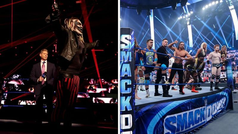 6 things WWE subtly told us on SmackDown: 3-man faction set to break-up, Rising star to leave the company at SummerSlam? (August 21st, 2020) thumbnail
