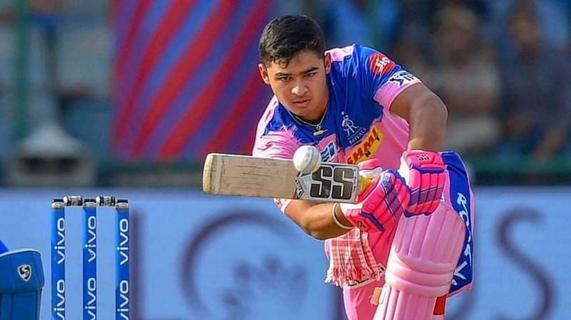Riyan Parag gave a good account of himself in IPL 2019