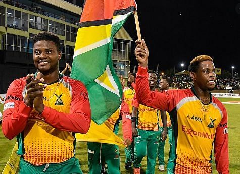 The Guyana Amazon Warriors will fancy their chances this CPL.
