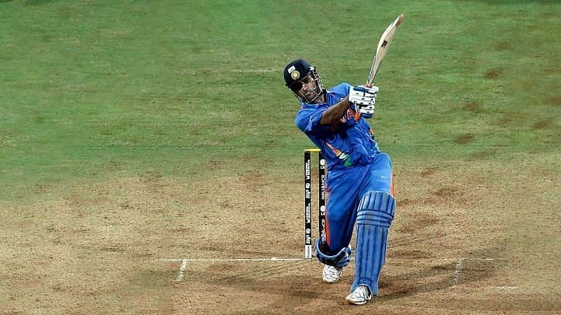 MS Dhoni is regarded as one of the greatest finishers the game of cricket has seen