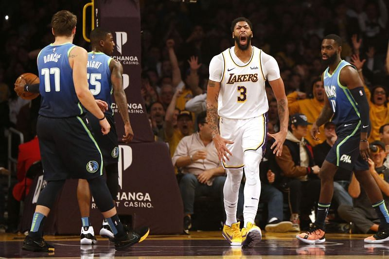Anthony Davis will be crucial for the LA Lakers