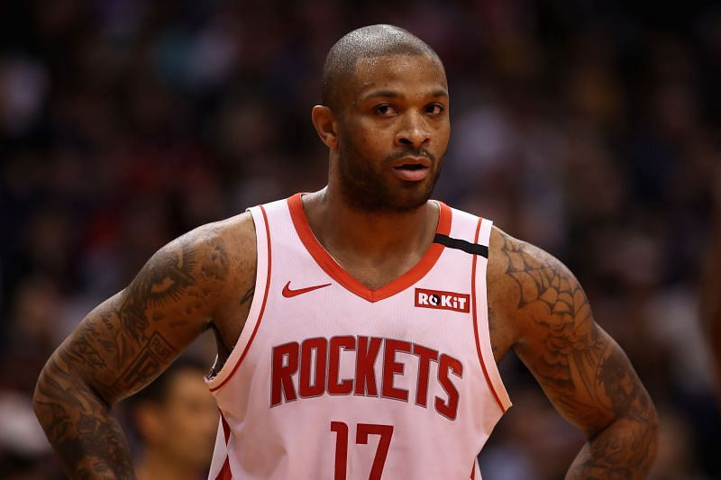 Houston Rockets rebounding not up to the mark with P J Tucker as their center
