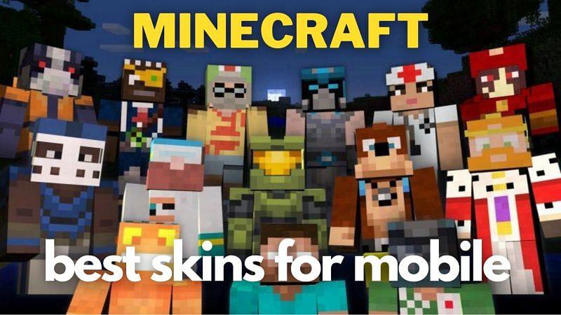 5 Best Minecraft Skins For Mobile