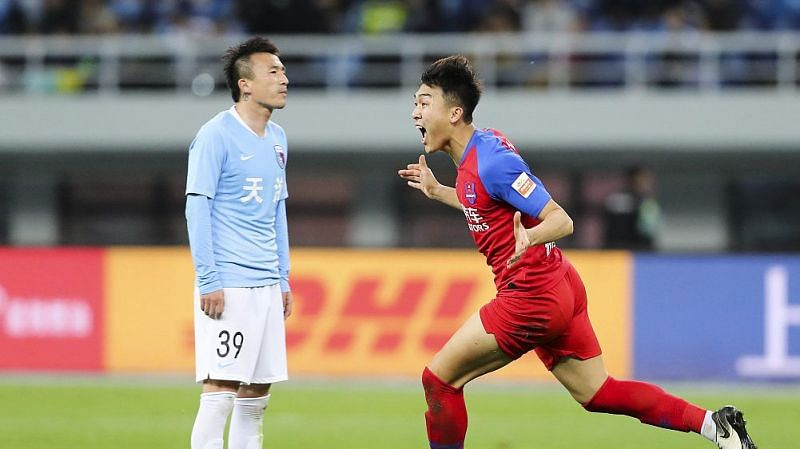 Chongqing Lifan will rely on their front men to upstage Shandong Luneng