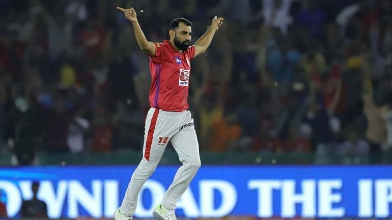 Mohammed Shami will lead the Punjab pace attack in IPL 2020.