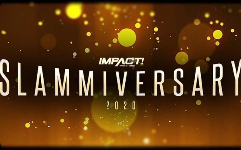 Impact Wrestling Slammiversary 2020 Results