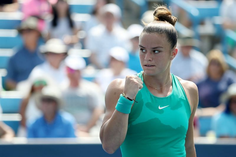 Maria Sakkari would look to reverse the Hopman Cup 2018 result