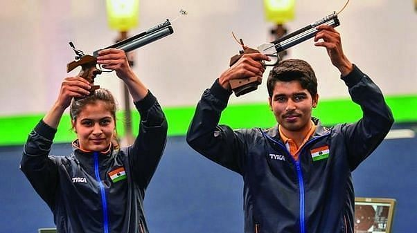 Apurvi Chandela spoke highly about the junior shooters like Manu Bhaker and Saurabh Chaudhary